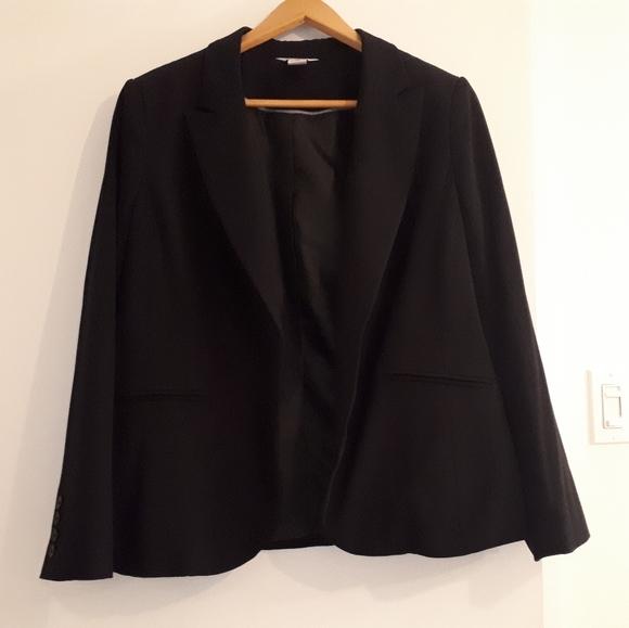 Classic Black Blazer by Liz Claiborne